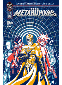 THE METAHUMAN$ 01