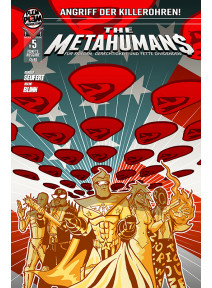 THE METAHUMAN$ 05