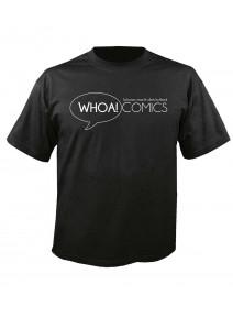WHOA! COMICS Logo Shirt