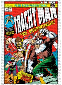 POSTER: TRACHT MAN vs...