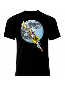 "TRACHT MAN T-SHIRT ""IN SPACE!"""