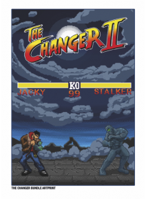 THE CHANGER 1-4 BUNDLE
