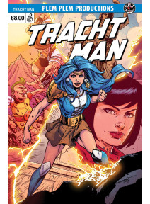 TRACHT MAN 02- (Variant Cover)