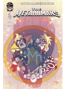 THE METAHUMAN$ 07