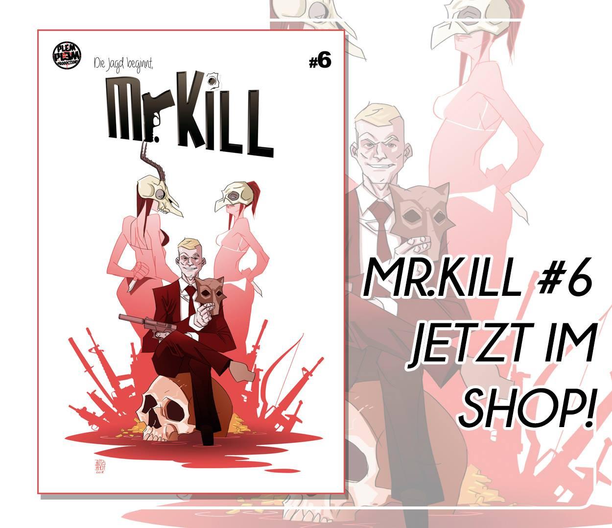 Mr. Kill 6