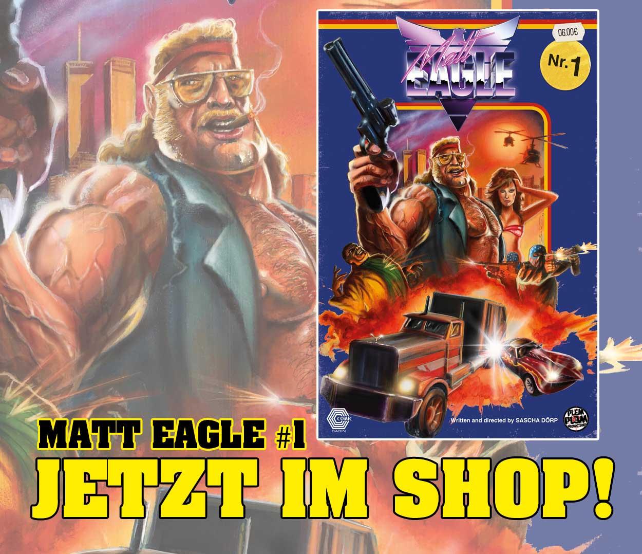 Matt Eagle #1